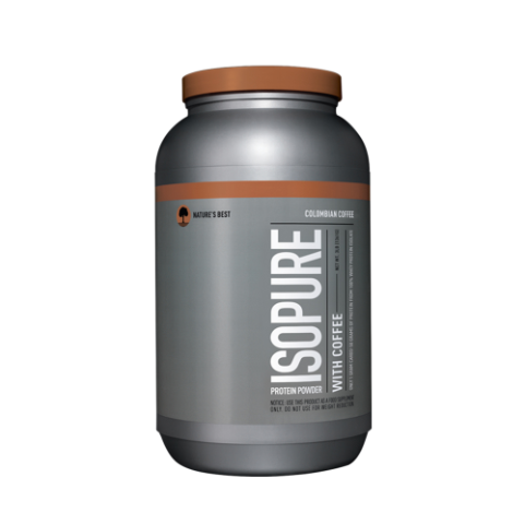 Nature's Best 이소퓨어 커피 Isopure Coffee 3lb